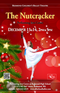 The Nutcracker 2014 Poster 203x314